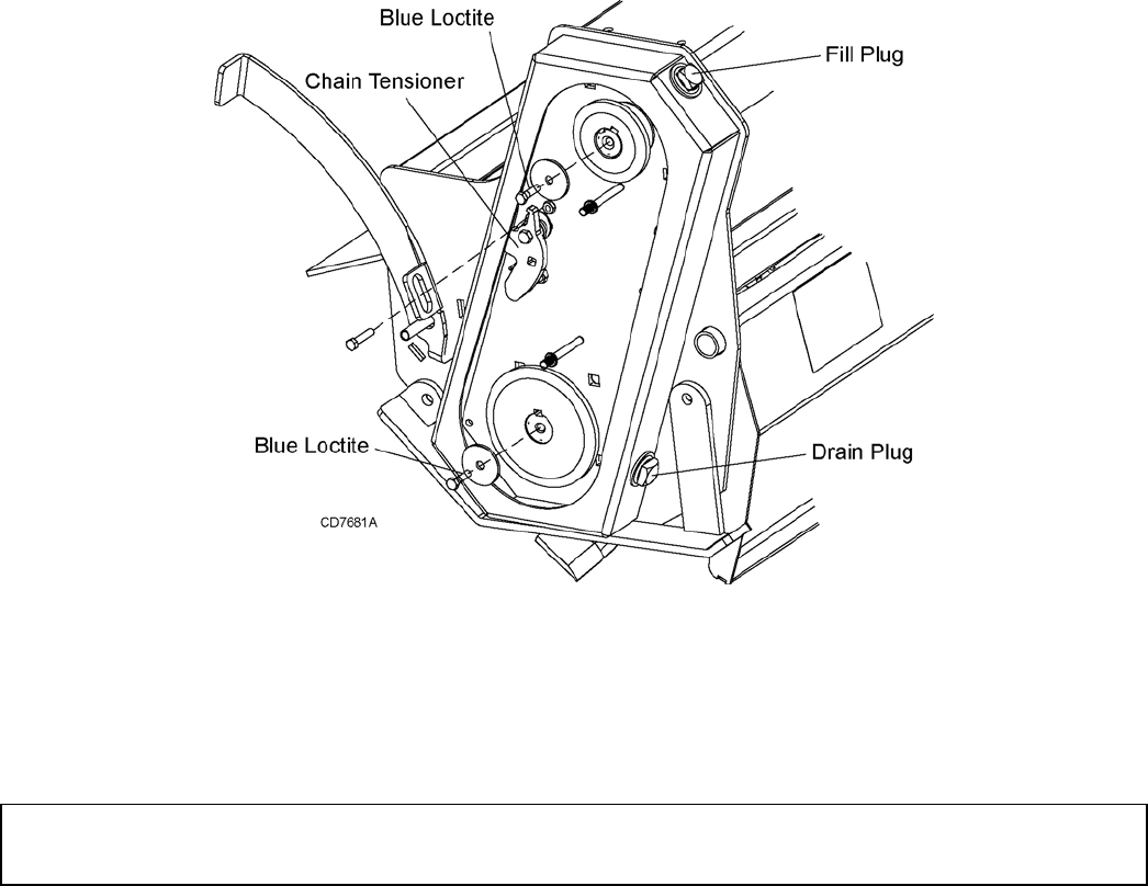 Woods Equipment Tiller TS52 manual (page 21 of 40)