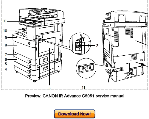 Printer Repair: Canon Printer Repair Location