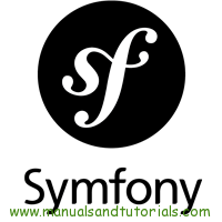 Symfony Manual And User Guide PDF for free
