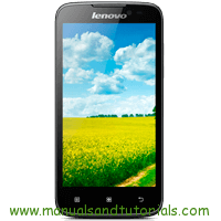 Lenovo A516 Guide and user Manual in PDF