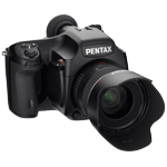 Ricoh Pentax 645D User Manual PDF