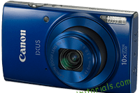 Canon IXUS 180 Manual And User Guide PDF
