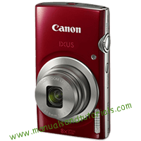 Canon IXUS 175 Manual And User Guide in PDF