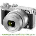Nikon 1 J5 Manual And User Guide PDF