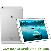 Huawei MediaPad T1 10 Manual And User Guide PDF