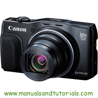 Canon PowerShot SX710 HS Manual And User Guide PDF canon cashback uk canon 450d video best canon lens for wedding photography canon photocopier repairs