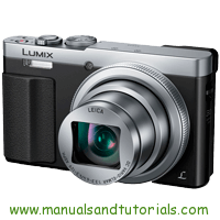 Panasonic Lumix TZ70 Manual And User Guide PDF
