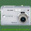 Olympus FE-160 Manual And User Guide PDF