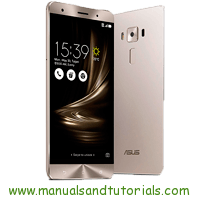 Asus ZenFone 3 Deluxe Manual And User Guide PDF