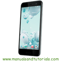 HTC U Play Manual And User Guide PDF