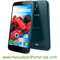 Panasonic Eluga ICON Manual And User Guide PDF