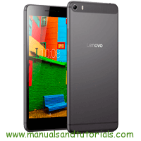 Lenovo PHAB Manual And User Guide PDF