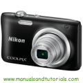 Nikon Coolpix A100 Manual And User Guide PDF