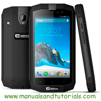 Crosscall TREKKER-X2 Manual And User Guide PDF