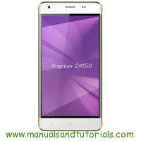 Leotec Krypton K250 Manual And User Guide PDF