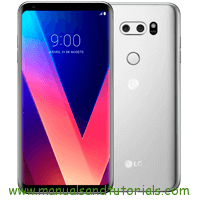LG V30 Manual And User Guide PDF