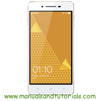 Oppo R1k R1L R1x Manual And User Guide PDF