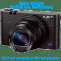 Sony DSC RX100 I II III IV V Manual And User Guide PDF