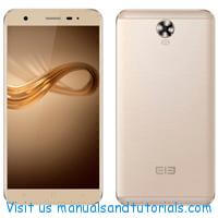 Elephone A1 Manual And User Guide PDF