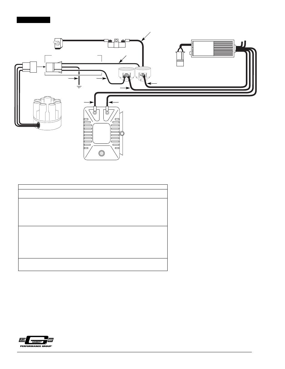 Mallory Unilite Distributor Wiring Diagram : mallory, unilite, distributor, wiring, diagram, Mallory, Ignition, UNILITE, DISTRIBUTOR, Manual, Original