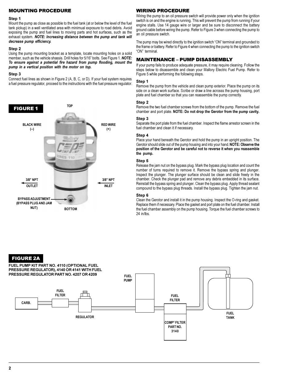 Mallory Fuel Pump Wiring Diagram - 67 Chevy 2 Column Wiring Schematic -  Stereoa.yenpancane.jeanjaures37.fr