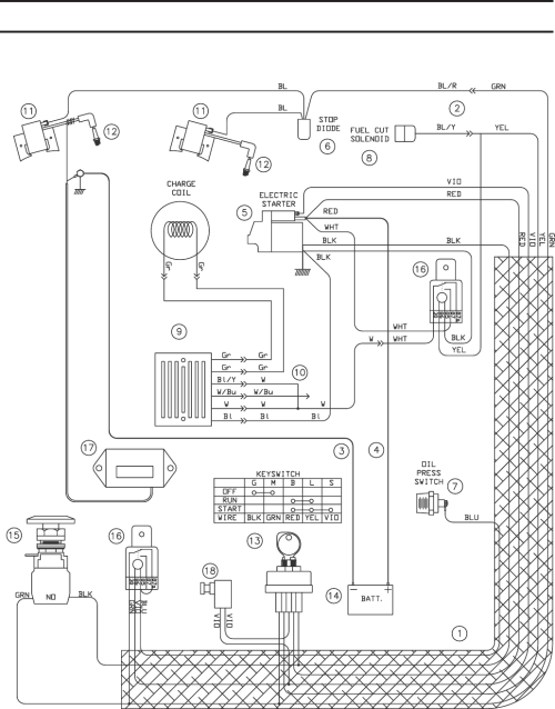 small resolution of pr 513 wiring diagram