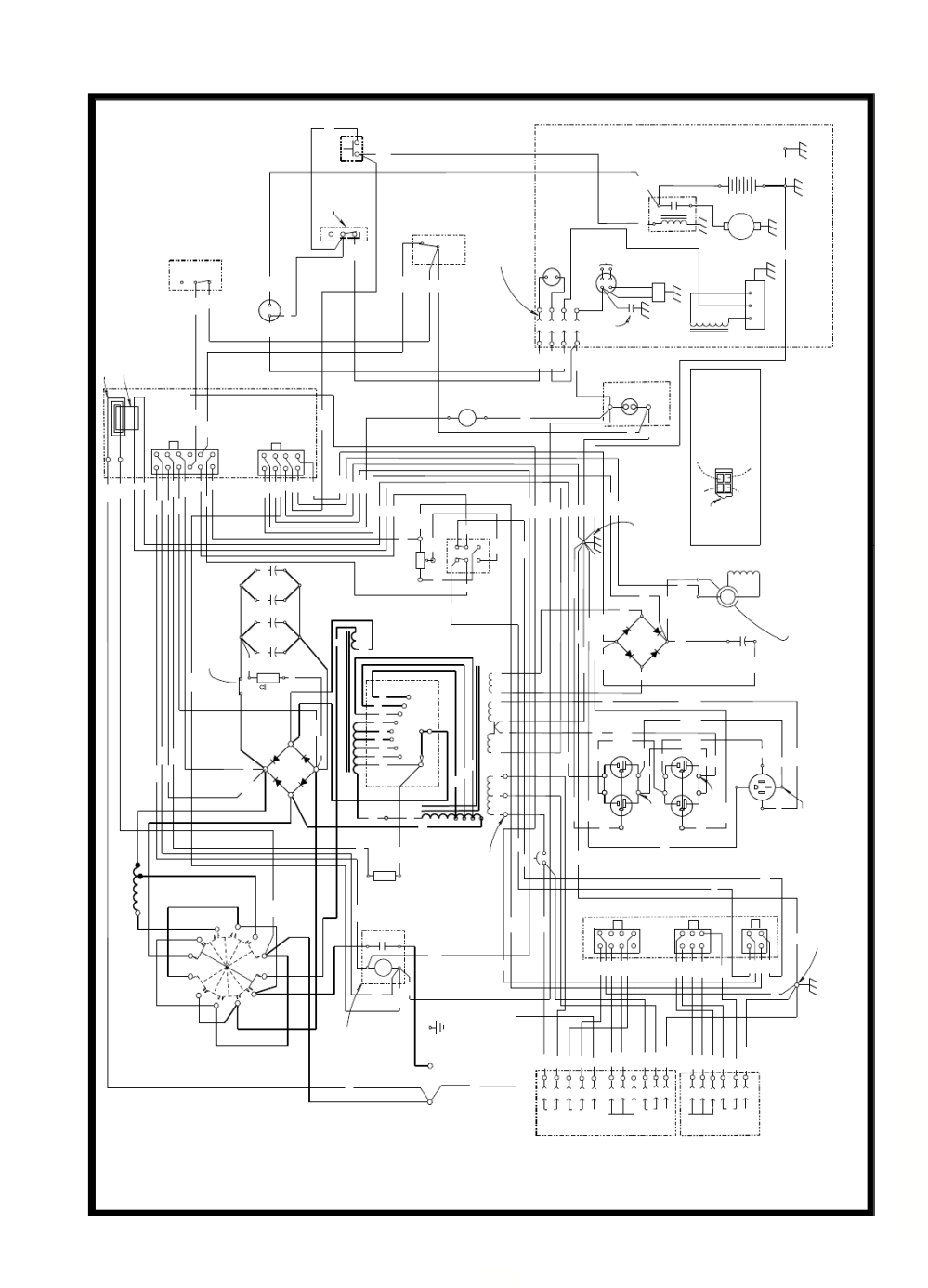 medium resolution of lincoln electric im511 d ranger 9 onan wiring diagram code 10378 10539