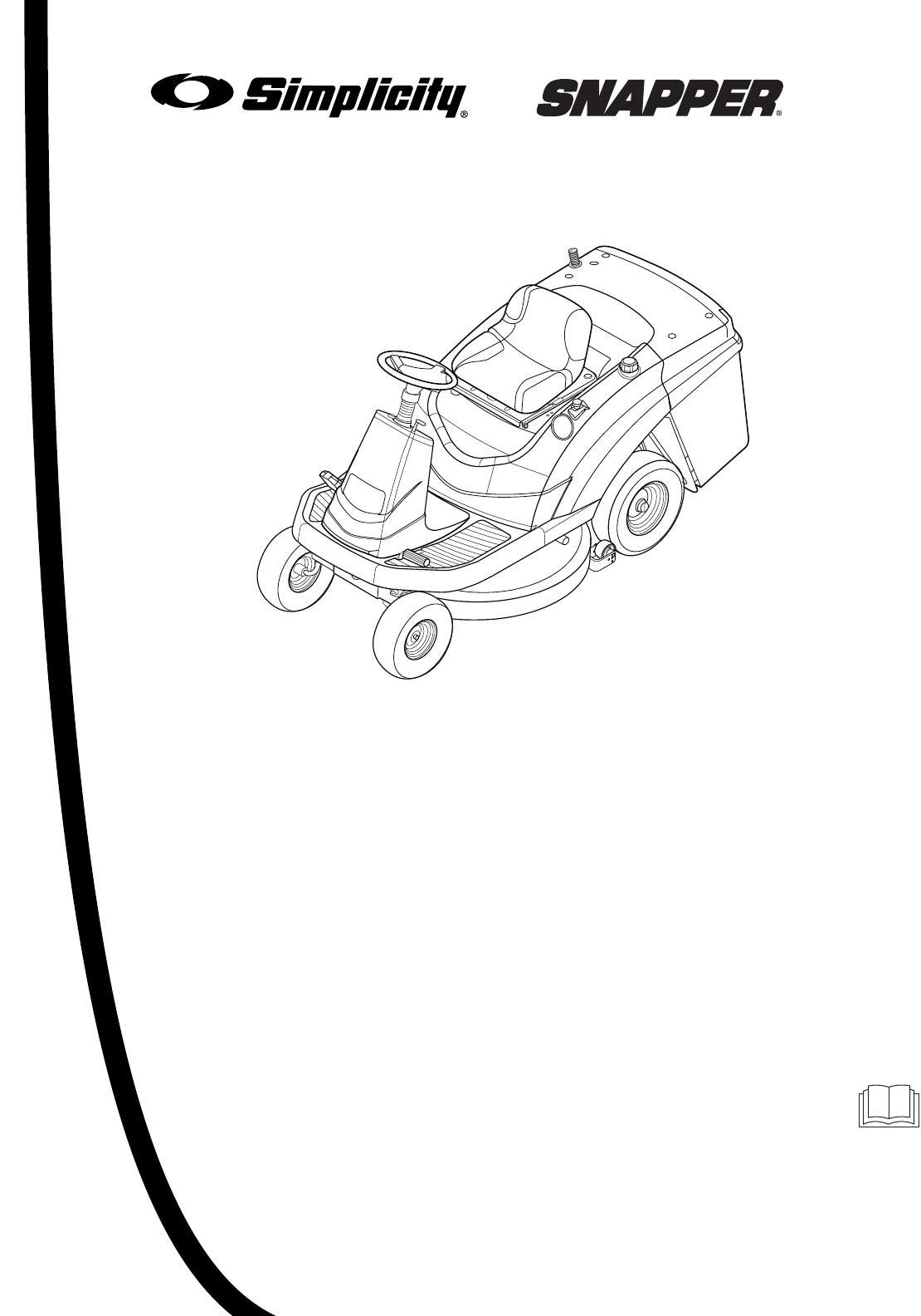 Simplicity 7800352, 7800353, 7800356, 7800357, 885193 manual