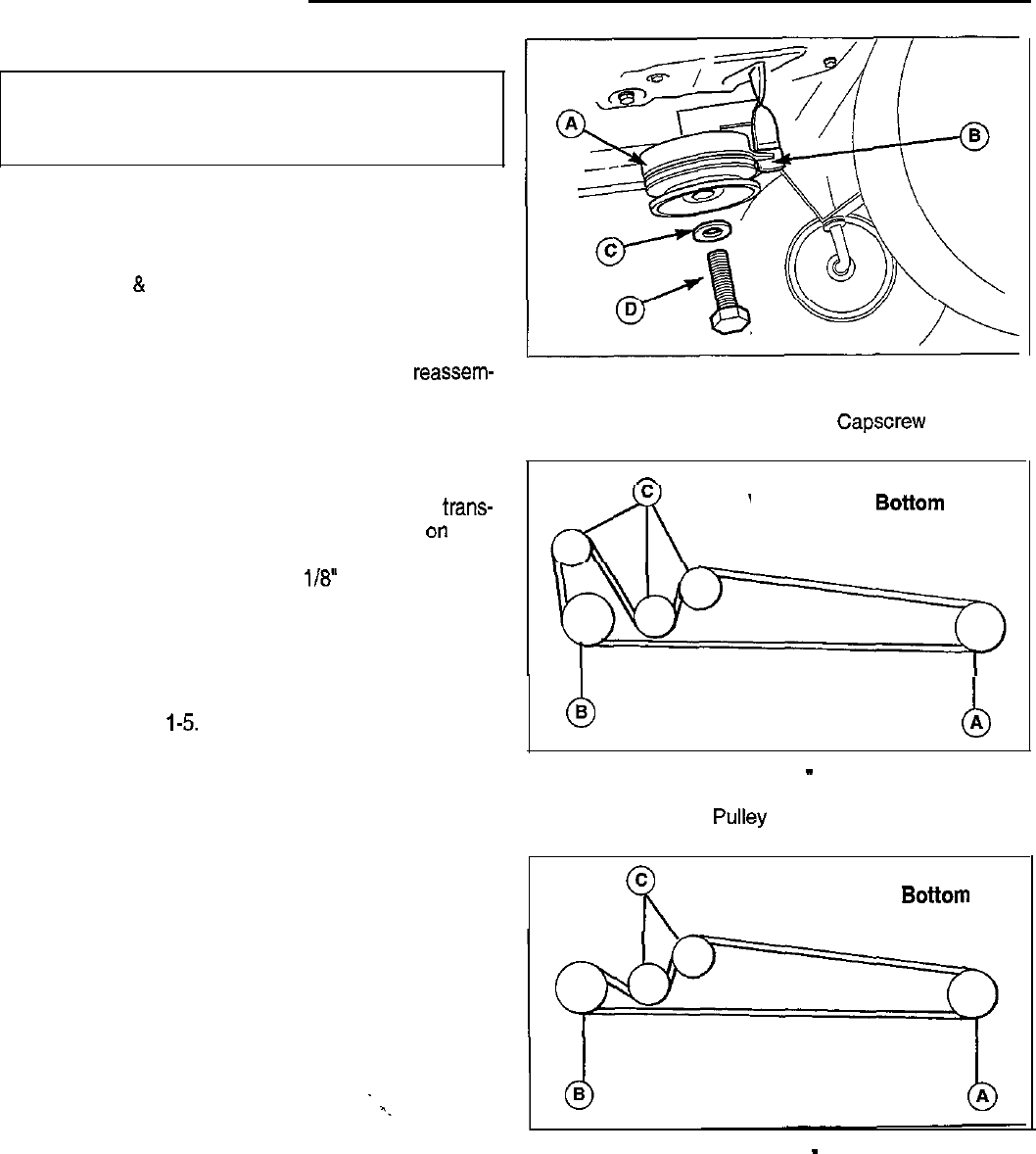 hight resolution of simplicity lawn tractor belt diagram