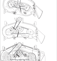 lt1050 drive belt diagram wiring diagram img lt1050 drive belt diagram [ 1009 x 1369 Pixel ]