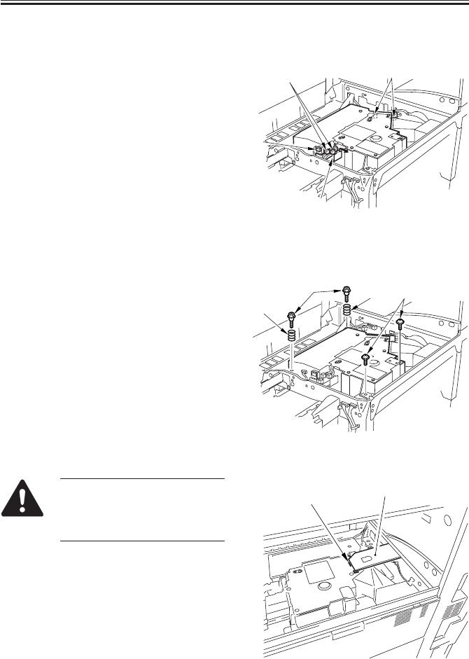 Canon IR2200, IR2800, IR3300 5.1 Laser Scanner Assembly