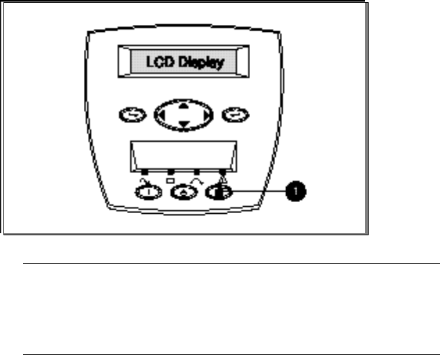 Compaq R6000 Silencing an Audible Alarm