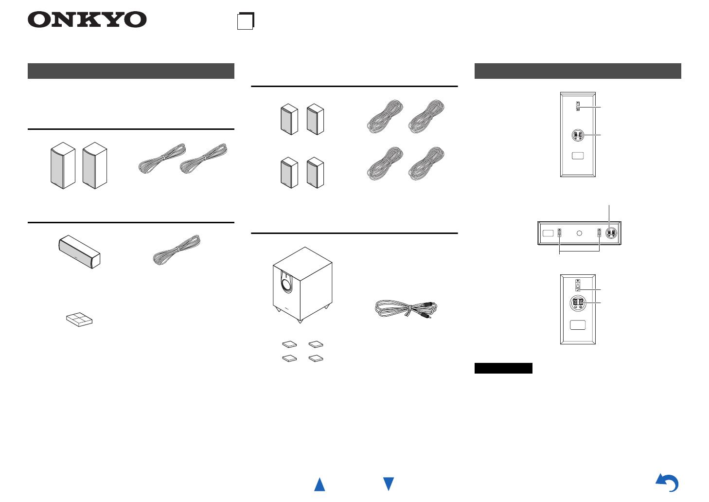 Onkyo HT-r591 HTP-591