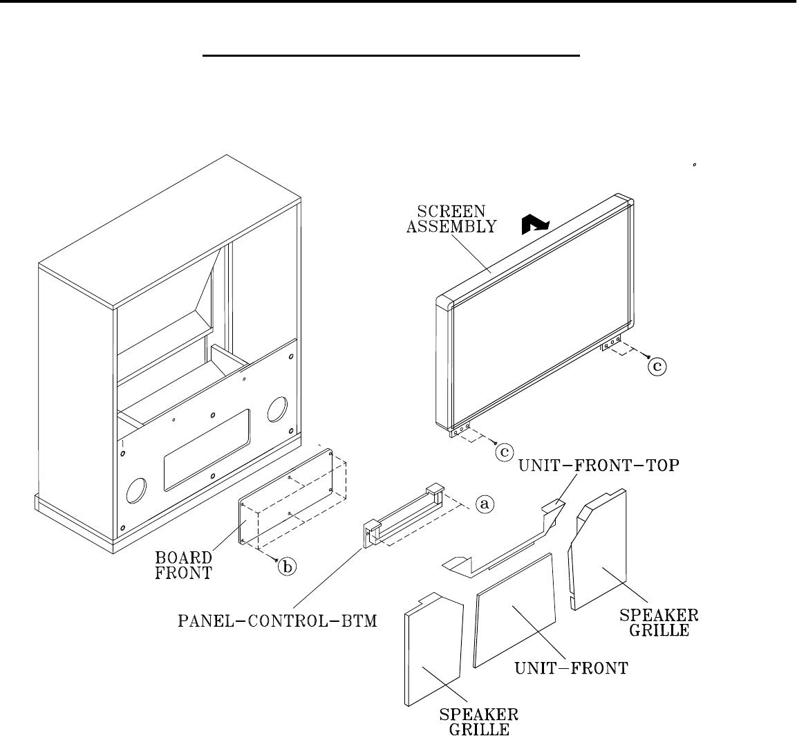 Mitsubishi Electronics WS-73513 WS-65713 / WS-73713