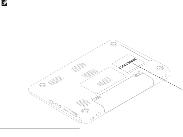 Dell 09N1F7A01, 9N1F7, M5010, N5010, P10F, P10F001
