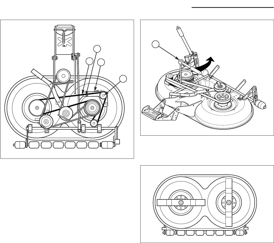 Briggs & Stratton Printer Sostituzione della cinghia di