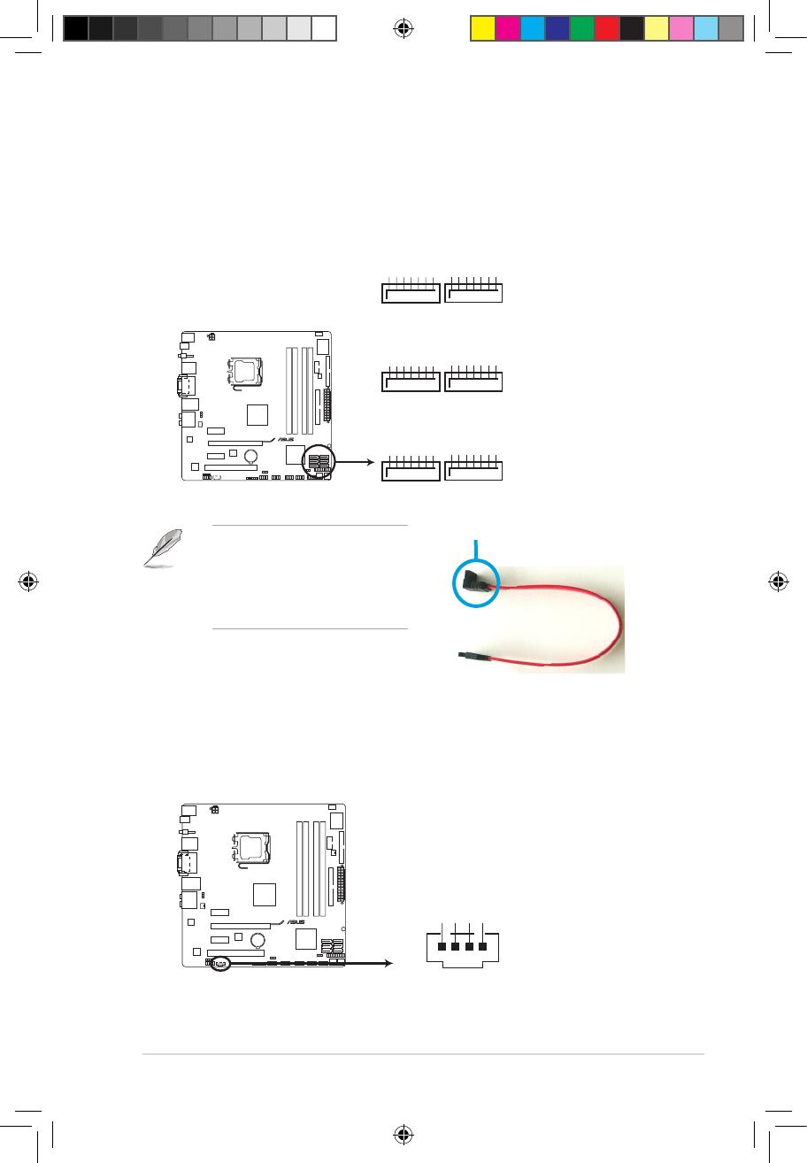 Asus P5Q-EM DO P5Q-EM DO Internal audio connector