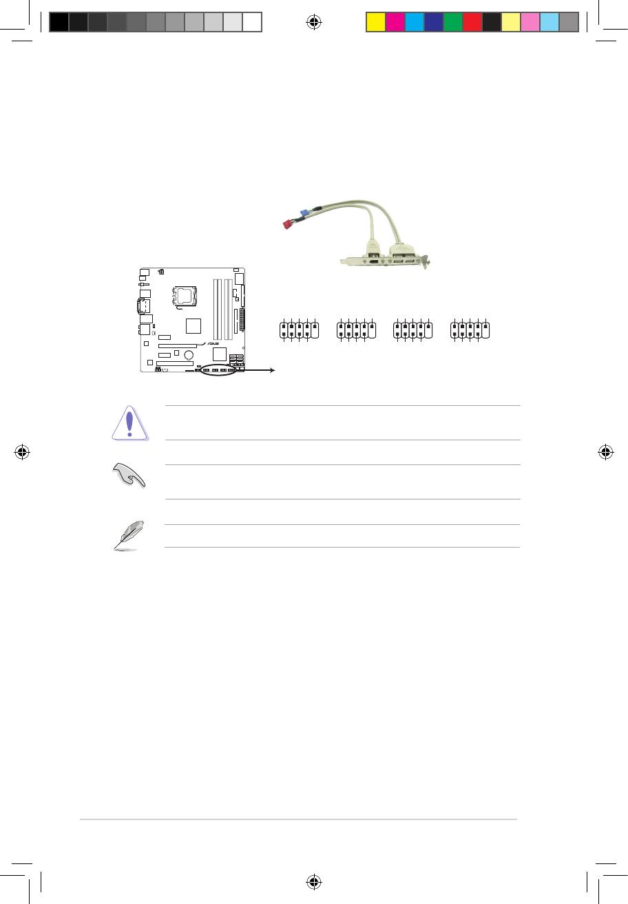 Asus P5Q-EM DO 1-32 Chapter 1: Product introduction, P5Q