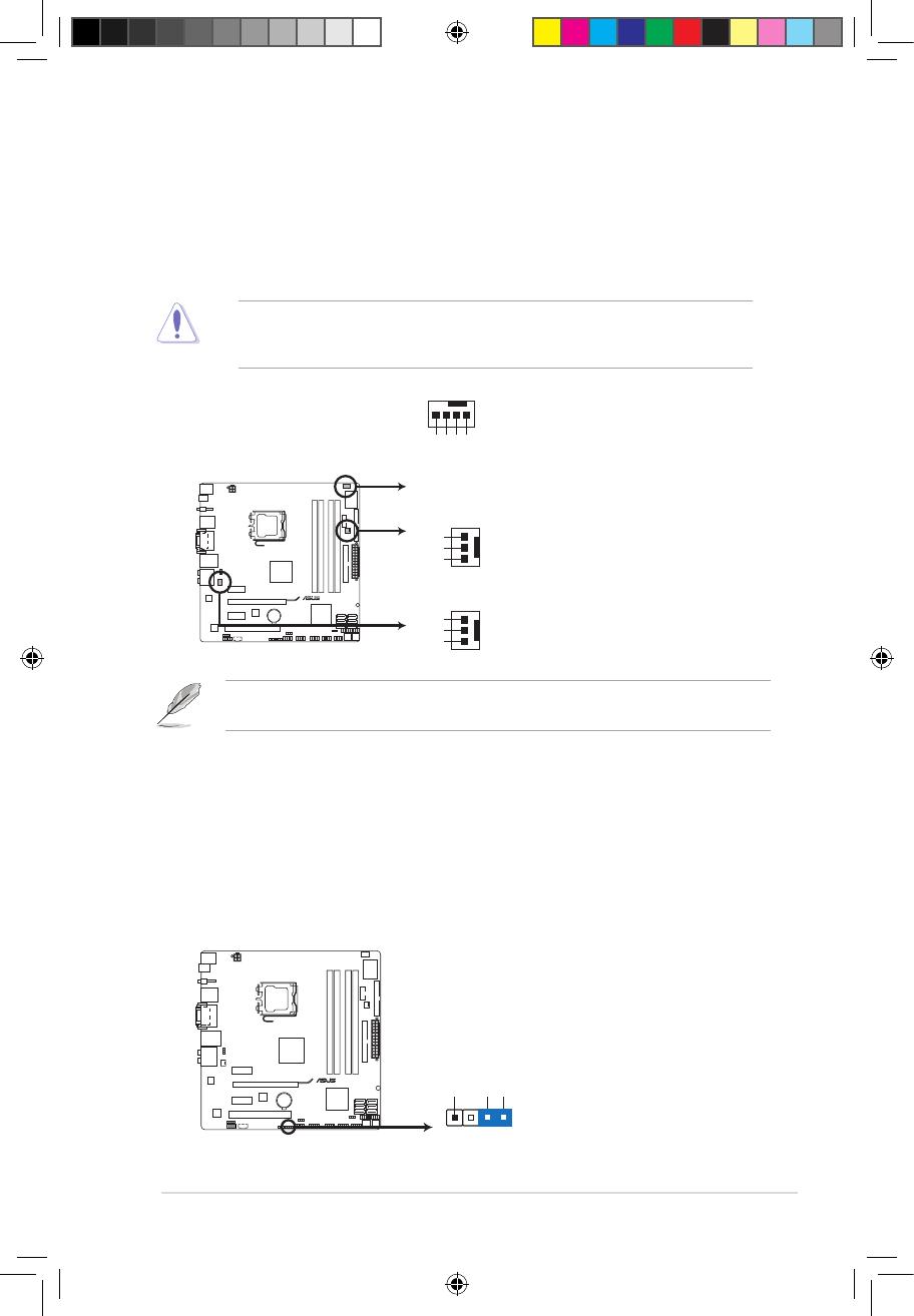 Asus P5Q-EM DO P5Q-EM DO Chassis intrusion connector