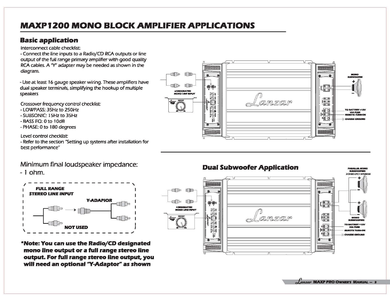 hight resolution of lanzar car audio user manual c