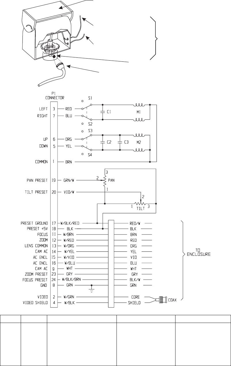 hight resolution of 46 pelco manual c373sm a 8 01