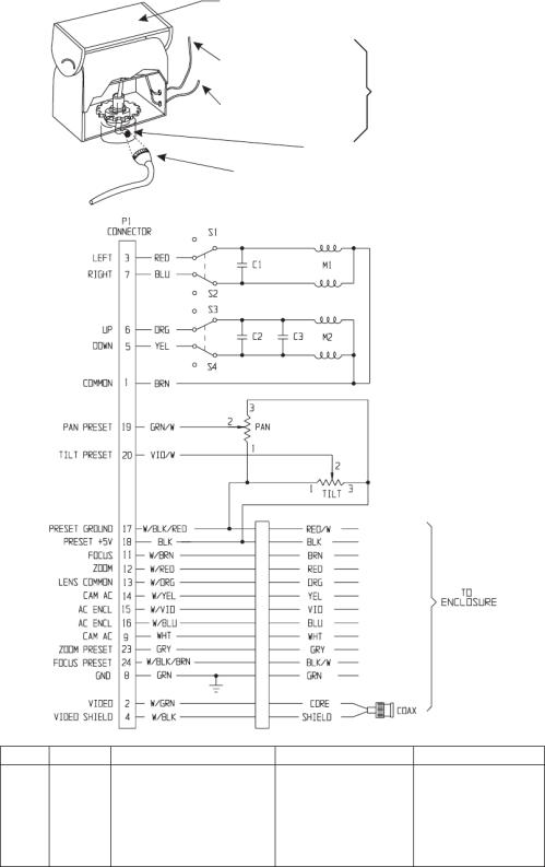 small resolution of 46 pelco manual c373sm a 8 01
