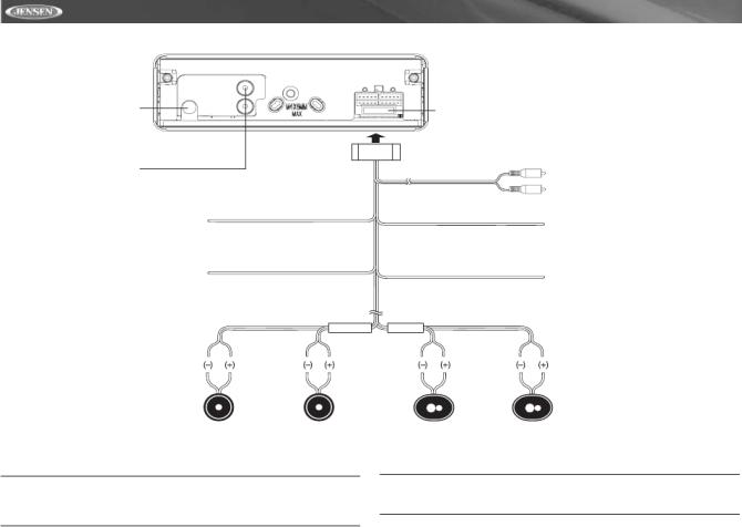 jensen cd6112 wiring diagram