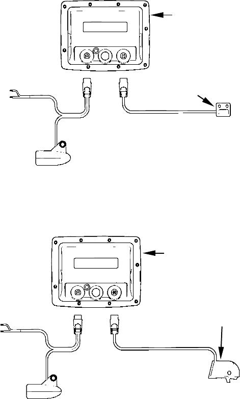 Eagle Electronics 320, 320, 320DF FishElite 320 Sensor Chart