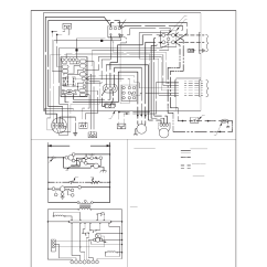 Goodman Electric Heat Wiring Diagram 7 Pin Trailer Lights Furnace Aruf486016 Gms8