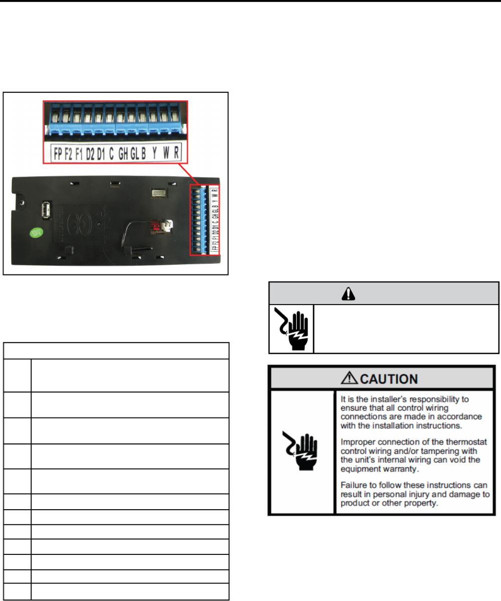 medium resolution of friedrich thermostat wiring diagram