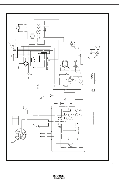 small resolution of lincoln electric wiring diagram