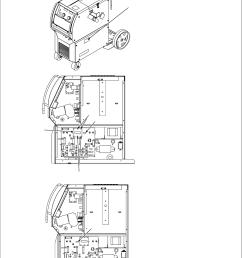 miller electric 350 350p millermatic 350 manual  [ 1008 x 1403 Pixel ]