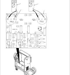 breakdown diagram miller electric 350 350p millermatic 350 6 3 mering input capacitor vole wiring  [ 1008 x 1269 Pixel ]