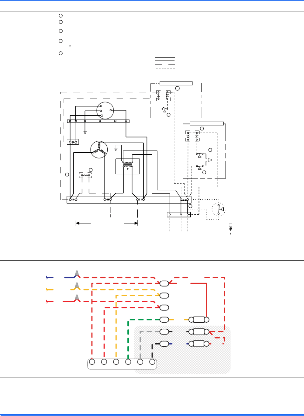 medium resolution of figure 16 wiring diagram three phase 6 3 ton